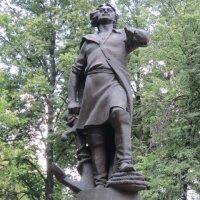 Памятник Петру I Великому :: Дмитрий Никитин