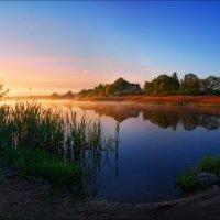 Рассвет в июне :: Сергей Шабуневич