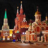 Кремль :: М. Дерксен Derksen