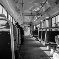 в трамвае :: Иван Синицарь