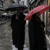 И еще немного про зонтики :: Людмила Синицына