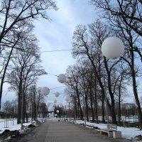 Улица Белых фонарей :: veera (veerra)