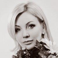 Vintage. Young girl. :: krivitskiy Кривицкий