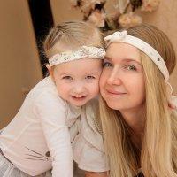 Алиса и Катя :: Олеся Фокина