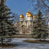 Московский Кремль. Фото 3. :: Вячеслав Касаткин