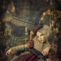 Кукловод :: Ирина Слайд