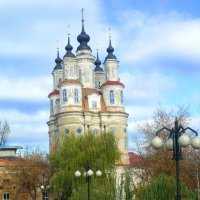 Церковь Кузьмы и Демьяна.. :: Александр Атаулин