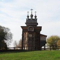 Церковь Св. Георгия из Архангельской области :: Николай Дони