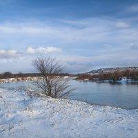 Весенний снег :: Sage Ekchard