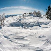 Шерегеш, гора Курган :: Александр Решетников