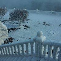 Закатных холодов ступени :: Александр | Матвей БЕЛЫЙ