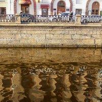 Вода. Набережная :: Валерий Смирнов