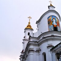 Взирая на Лик Святой.... :: Vladimir Semenchukov