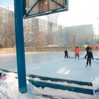 Свежий лёд. :: Виталий Mavericks Быков