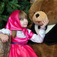Маша и медведь :: Райская птица Бородина