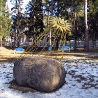 Памятник Солнца :: veera (veerra)