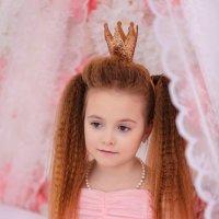 Маленькая принцесса Дариночка :: татьяна иванова
