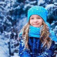 Весенний снег :: Ольга Малинина