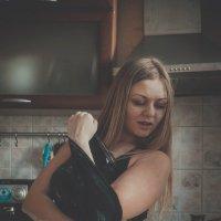 На кухне :: Екатерина С