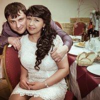 Мои первые молодожёны! :: Olga Kramoreva