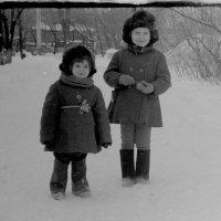 Старые пленки (работа с негативами) :: Ринат Каримов