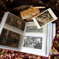 Старинные открытки :: Светлана Лысенко