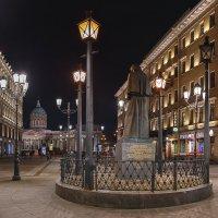 Малая Конюшенная, Санкт-Петербург :: Александр Кислицын