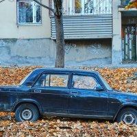 Осенний лимузин :: M Marikfoto