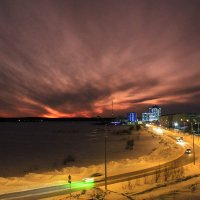 Инна Казбан - Взрывной закат