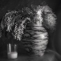 Цветочки, молочко, моноклик... :: Юрий Клёнов