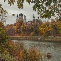 Осень в Феофании :: Marina Kutsenko