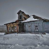 в одной из заброшенных деревушек :: alecs tyalin