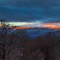 За несколько минут до восхода :: Наталья Боярко