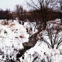 Течёт ручей, бежит ручей.. :: Владимир Болдырев
