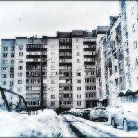 """""""ГОРОД, ПРОШЛОЕ В БУДУЩЕМ"""" :: Юрий Ефимов"""