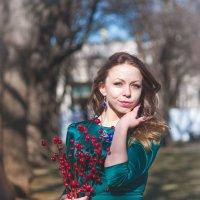 Юлия :: Наталья Верхотурова