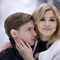 Альбина и Максим :: Виктор Куприянов