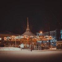 Где то в городском саду :: Иван Сидоров
