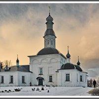 Колоцкий монастырь. :: Анастасия Смирнова