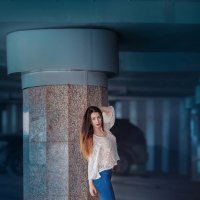Анастасия :: Александра Гилета
