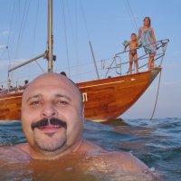 В открытом море ! :: Андрей Решетько