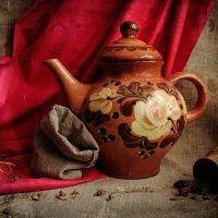 Размышления о чае :: AlisaNikolenko