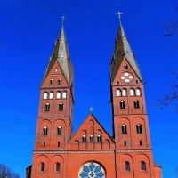 Hamburg. Domkirche St. Marien :: Nina Yudicheva