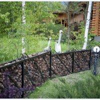 Вот такой забор .... :: Игорь Абламейко