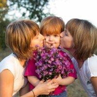 Три сестры :: Дина Горбачева