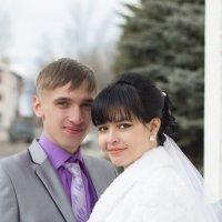 Жених и невеста :: Дина Горбачева