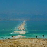 Израиль. Мёртвое море. :: Игорь Герман