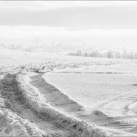 Как весна с зимой встречаются... :: Александр Никитинский