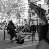 Монмартр в марте :: Elen Dol
