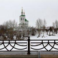 Вознесенско - Георгиевская церковь :: Виктор Коршунов